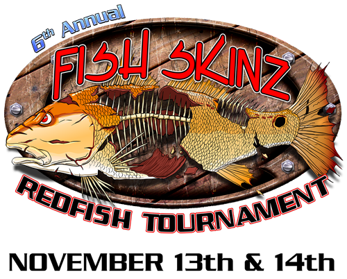 6th Annual Fish Skinz Redfish Tournament