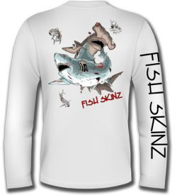 Product tags SHARK | Fish Skinz Apparel